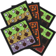 ZomBlocko Game Mats