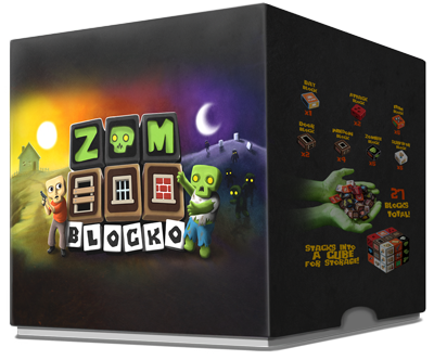 ZomBlocko Game Box