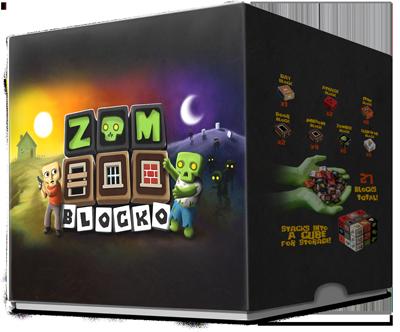 ZomBlocko Game Box